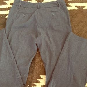 Denim - Grey dress pants